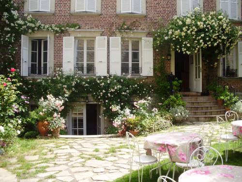 Villa Escudier : Hotel near Boulogne-Billancourt
