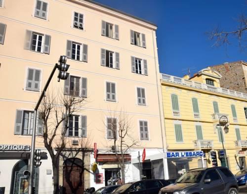 Appartement Cours Napoleon : Apartment near Ajaccio