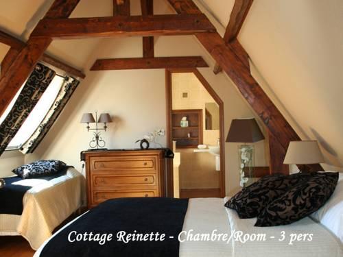 Les Fermes de Florence : Guest accommodation near Aubry-en-Exmes
