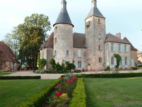 Château de Clusors : Bed and Breakfast near Saint-Menoux