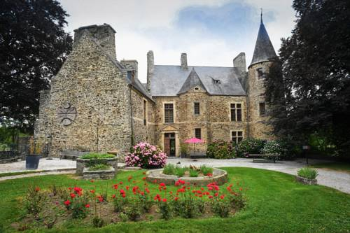 Chambres Château D'agneaux : Hotel near Amigny
