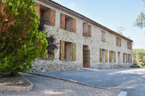 La Bastide Du Logis Du Pin : Hotel near Peyroules