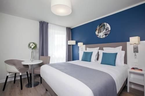 Residhome Paris Gare de Lyon - Jacqueline de Romilly : Guest accommodation near Paris 12e Arrondissement