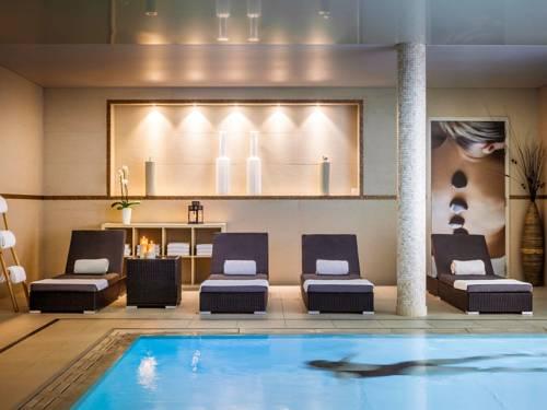Novotel SPA Rennes Centre Gare : Hotel near Rennes