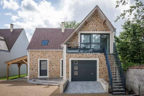 Gîte La Bourdonnaise : Guest accommodation near Saint-Léger-en-Yvelines