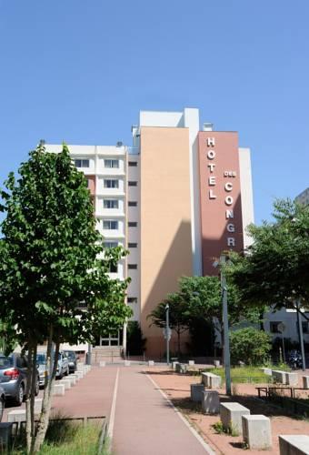 Hotel des Congrès : Hotel near Villeurbanne