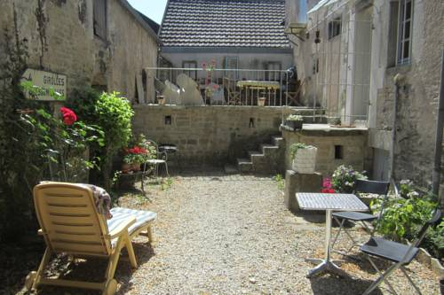 Chablis - Vézelay Holiday Home : Guest accommodation near Lucy-sur-Cure