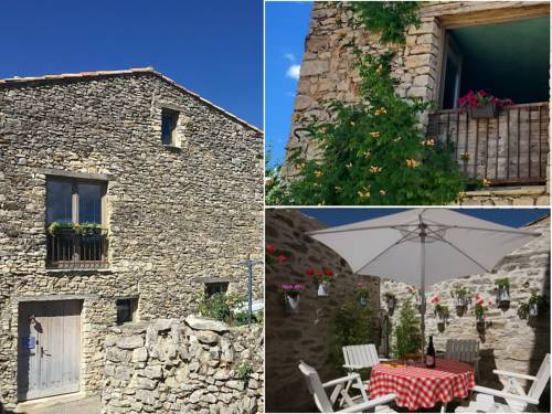 La Grange de la Lavande : Guest accommodation near Saumane