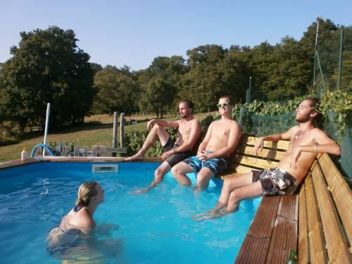 La Vache : Guest accommodation near Achun