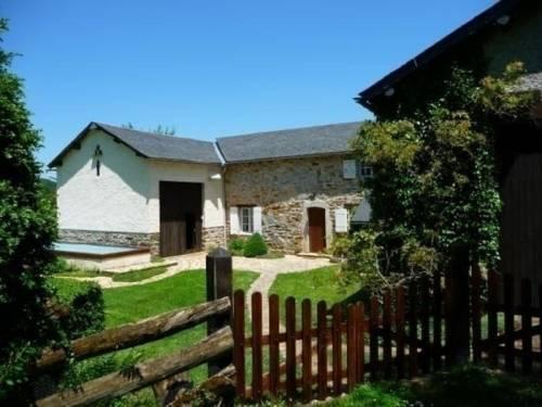 House Calouze : Guest accommodation near Saint-Sever-du-Moustier