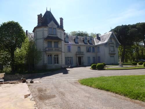 Château de Morin : Guest accommodation near Tonneins