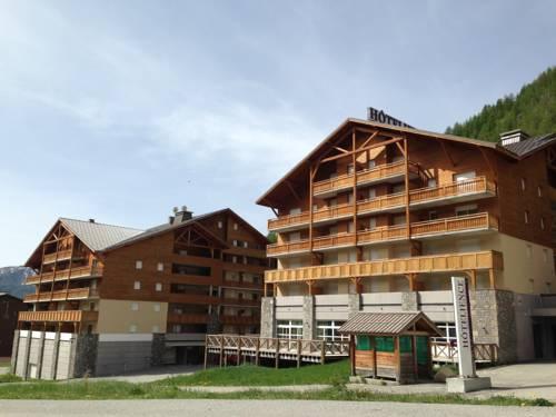 Vacancéole - Les Chalets du Verdon : Guest accommodation near Prads-Haute-Bléone