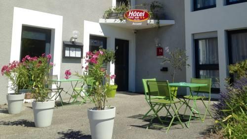 Hotel Coté Sud : Hotel near Saint-Péray