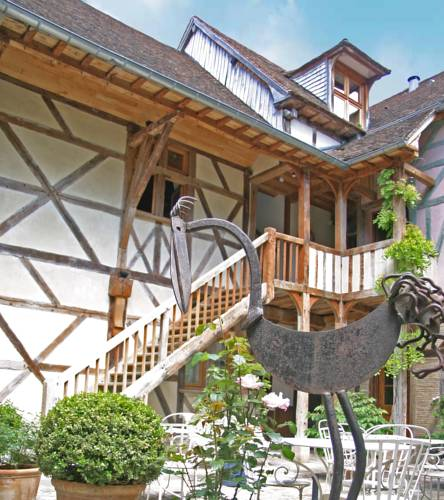 Le Champ des Oiseaux & Spa : Hotel near Troyes
