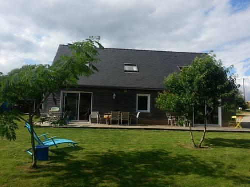Maison en Bois : Guest accommodation near Briec