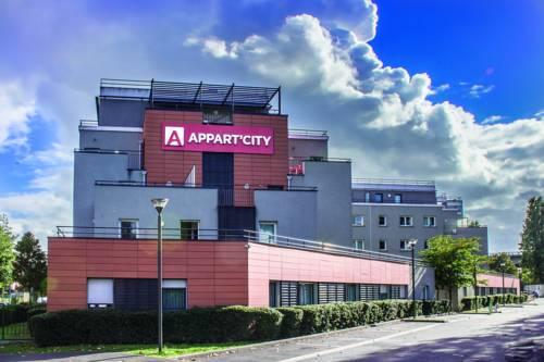 Appart'City Paris Alfortville : Guest accommodation near Créteil