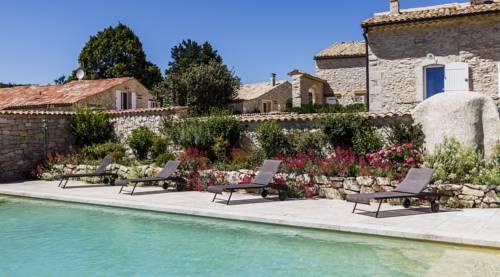 Domaine d'Aubignane : Apartment near Saumane