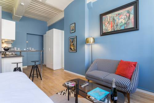 Like Home - Terreaux : Apartment near Lyon 1er Arrondissement