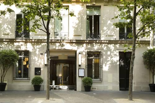 Le Narcisse Blanc : Hotel near Paris 7e Arrondissement