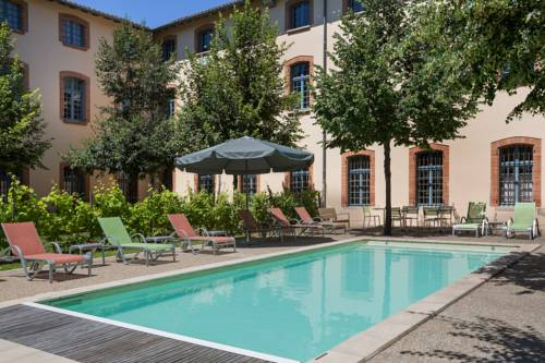 Abbaye des Capucins Spa & Resort - BW Premier Collection : Hotel near Montauban