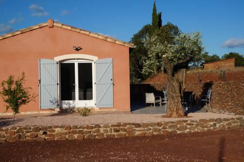 Villa du Salagou : Guest accommodation near Jonquières
