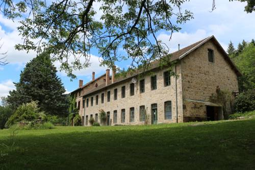 Domaine de Clarat : Guest accommodation near Lafarre