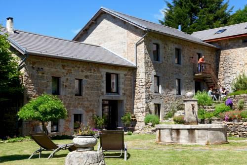 Moulin de Montabonnel : Guest accommodation near Devesset