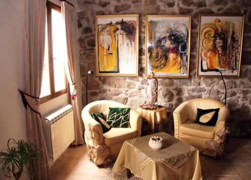 La Belle de Nuit : Guest accommodation near Malbosc