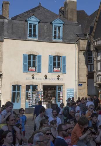 T2 Port de Saint-Goustan : Apartment near Auray