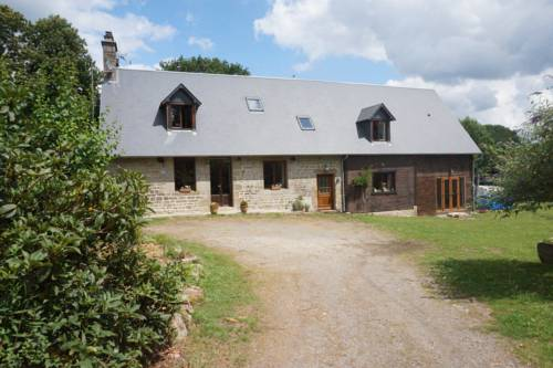 Maison du Murphy : Bed and Breakfast near Chaulieu