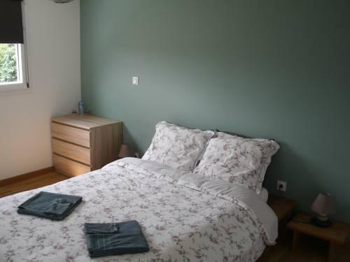 Chez Brigitte : Bed and Breakfast near Theix