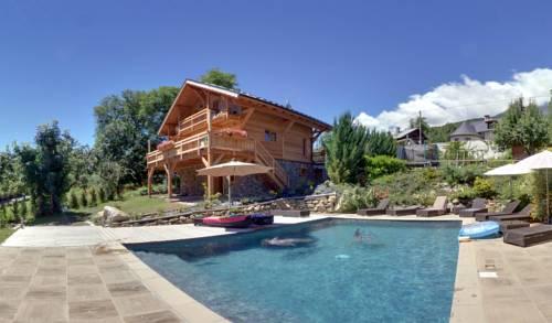 L'edelweiss : Guest accommodation near Saint-André-d'Embrun