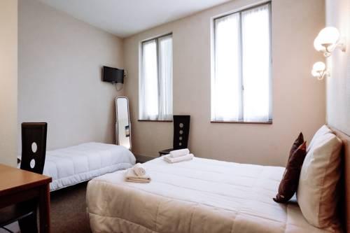 Hôtel Pedussaut : Hotel near Haute-Garonne