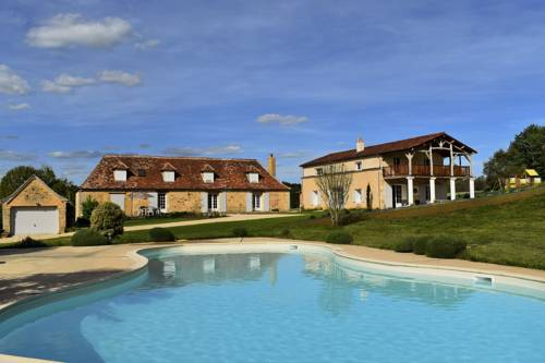 Le domaine des Ravels : Guest accommodation near Baneuil