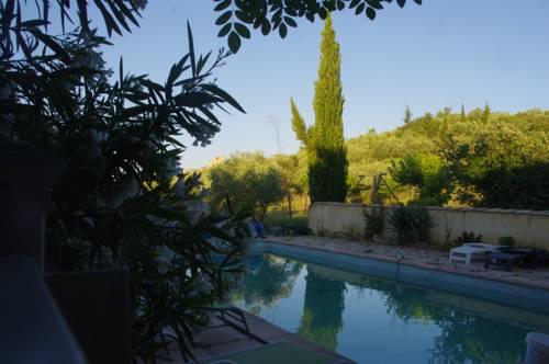 le vieux mas : Guest accommodation near Lagorce