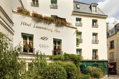 Hotel Luxembourg Parc : Hotel near Paris 6e Arrondissement