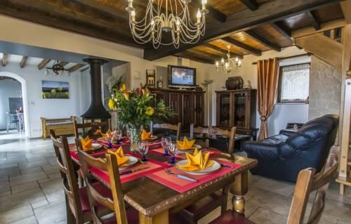 Gite l'Ecoline : Guest accommodation near Bressieux