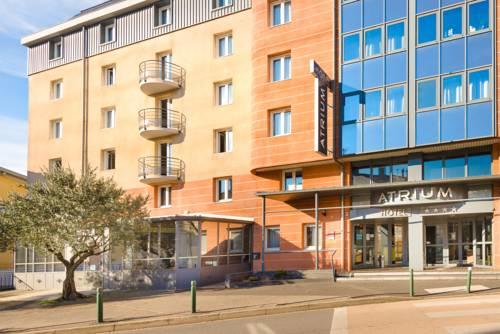 Atrium Hôtel Valence Ville : Hotel near Valence