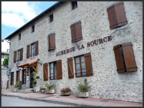 Auberge la Source - Logis Hôtels : Hotel near Javerdat