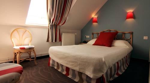 Hotel de France : Hotel near Saint-Vaast-la-Hougue