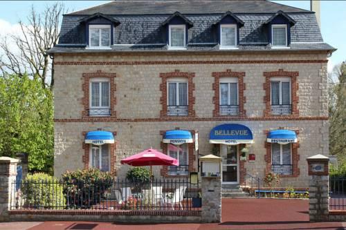 Hôtel Pension Bellevue : Hotel near Bagnoles-de-l'Orne