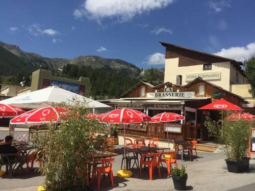 Hotel Edelweiss : Hotel near Saint-Dalmas-le-Selvage
