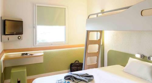 ibis Budget Vitry Sur Seine A86 : Hotel near Choisy-le-Roi