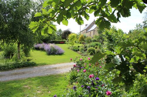 Au Jardin Des Violettes : Bed and Breakfast near Aube
