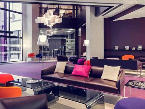 Mercure Reims Centre Cathédrale : Hotel near Reims