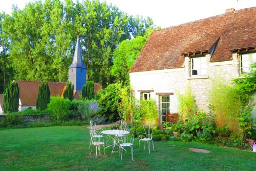 Longere spa proche Paris : Guest accommodation near Orgerus