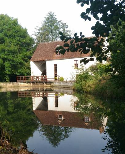 Moulin de Janlard : Guest accommodation near Donzy