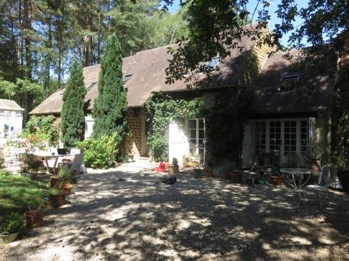 Hunting Lodge, Fontainebleau Forest : Guest accommodation near Achères-la-Forêt