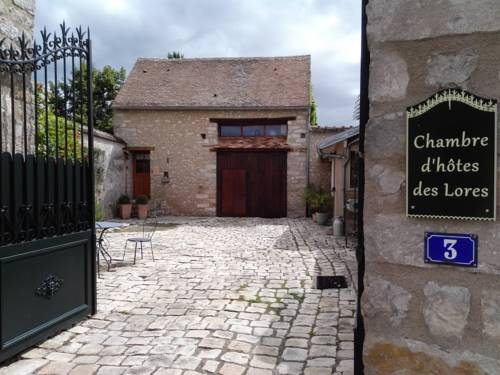 Chambre d'hôtes des Lores : Bed and Breakfast near Ury