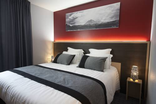 Comfort Hotel Clermont Saint Jacques : Hotel near Clermont-Ferrand